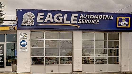 Eagle Automotive HomePage Image